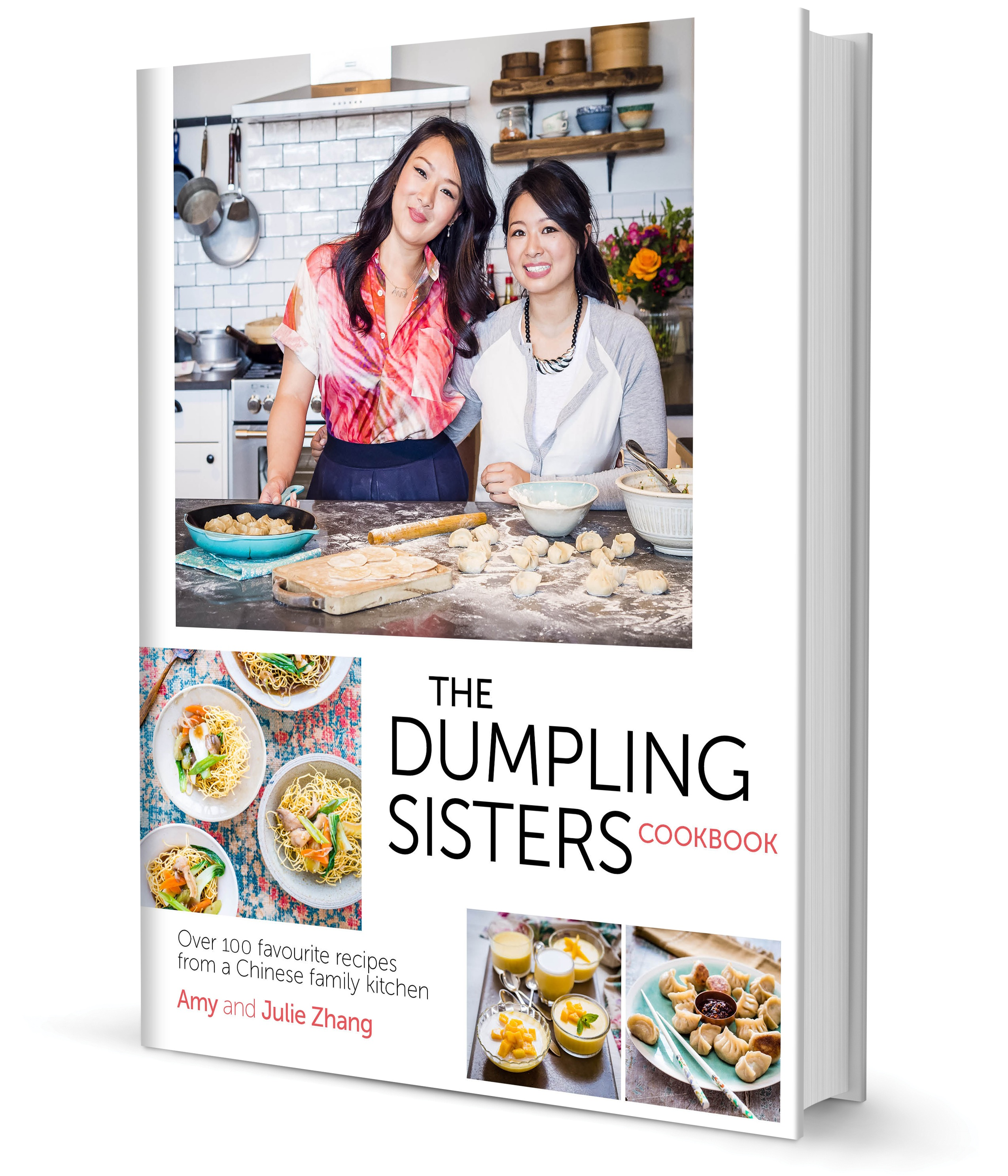 Get The Dumpling Sisters Cookbook here