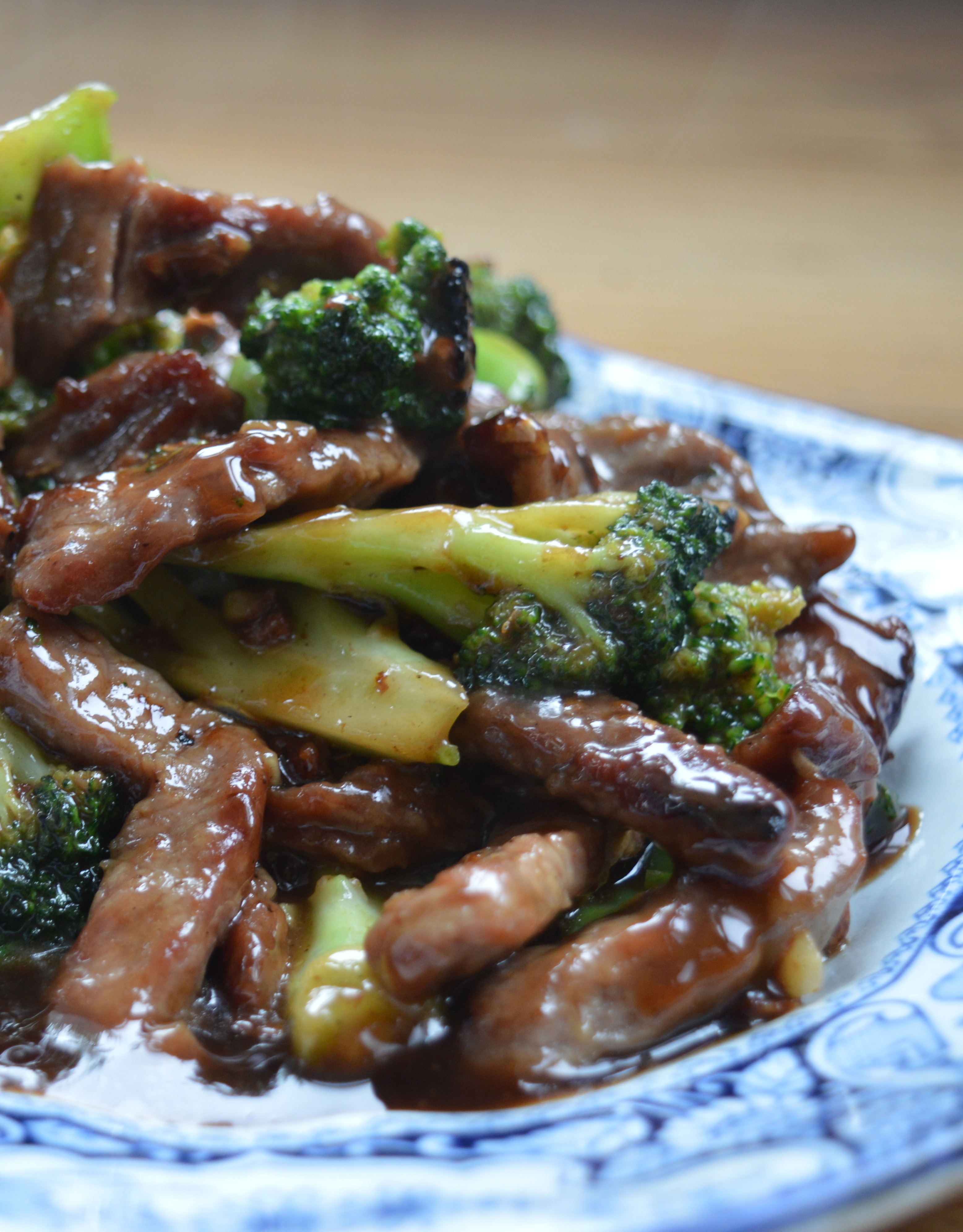 Dumpling Sisters — Oyster Sauce Beef and Broccoli for Jamie Oliver ...