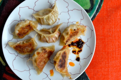 Spicy Potstickers by the Dumpling Sisters